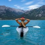 How to Get into A Kayak