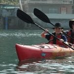How To Paddle a Two Person Kayak