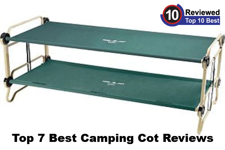 Coleman Camping Cot with Side Table Pack Away Folding Cot with Table and Cup Holder