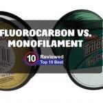 fluorocarbon vs. monofilament
