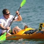 Muscles and Body Parts Used in Kayaking
