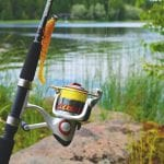 How to Put a Weight on a Fishing Line