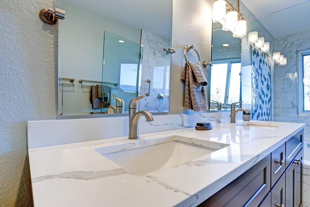 What Are the Multiple Benefits of Using Marble Vanity Tops