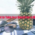 What to Take to a Beach for a Week