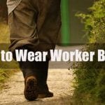 How to Wear Worker Boots