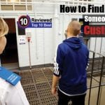 How to Find Out if Someone Is in Custody