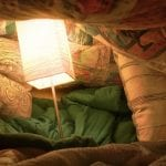 How to build a fort out of blankets and pillows