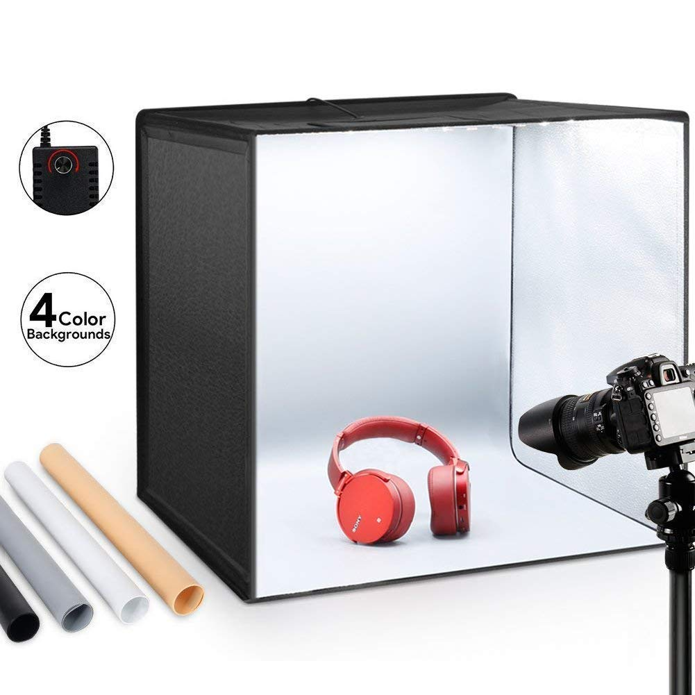 "ESDDI Photo Studio Light Box 20""/50cm ​"