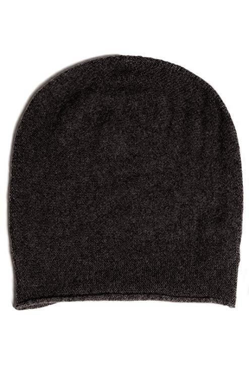 Blueberry Uniforms Merino Wool Beanie Hat -Soft Winter and Activewear Watch Cap