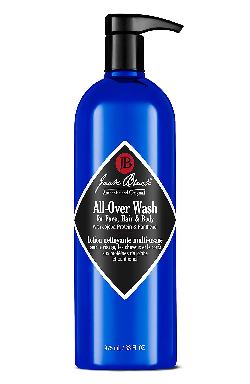 JACK BLACK – All-Over Wash
