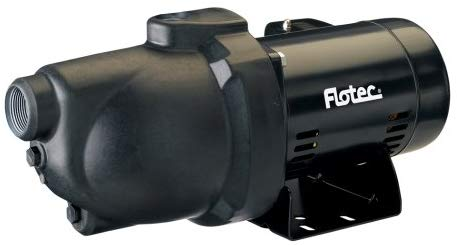 Flotec FP4012-10 1/2 HP Shallow Well Pump Jet.