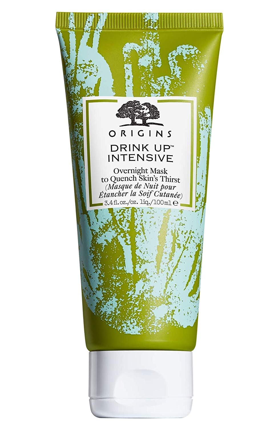 Roll over image to zoom in ORIGINS Drink Up-Intensive Overnight Mask to Quench Skin's Thirst
