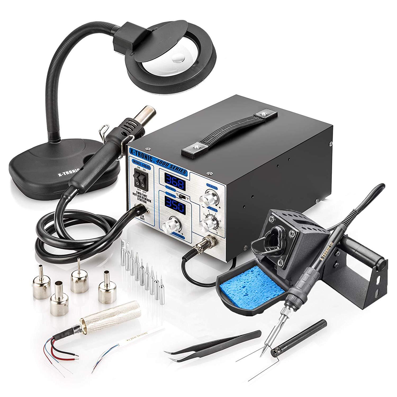 X-TRONIC XTR-4040-XTS Digital Hot Air ReworkX-TRONIC XTR-4040-XTS Digital Hot Air Rework