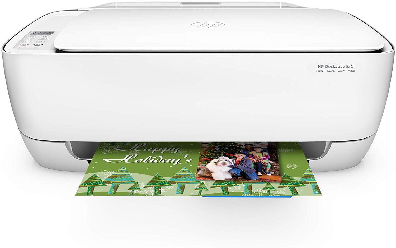 HP Deskjet 3630 Wireless All-in-One Printer