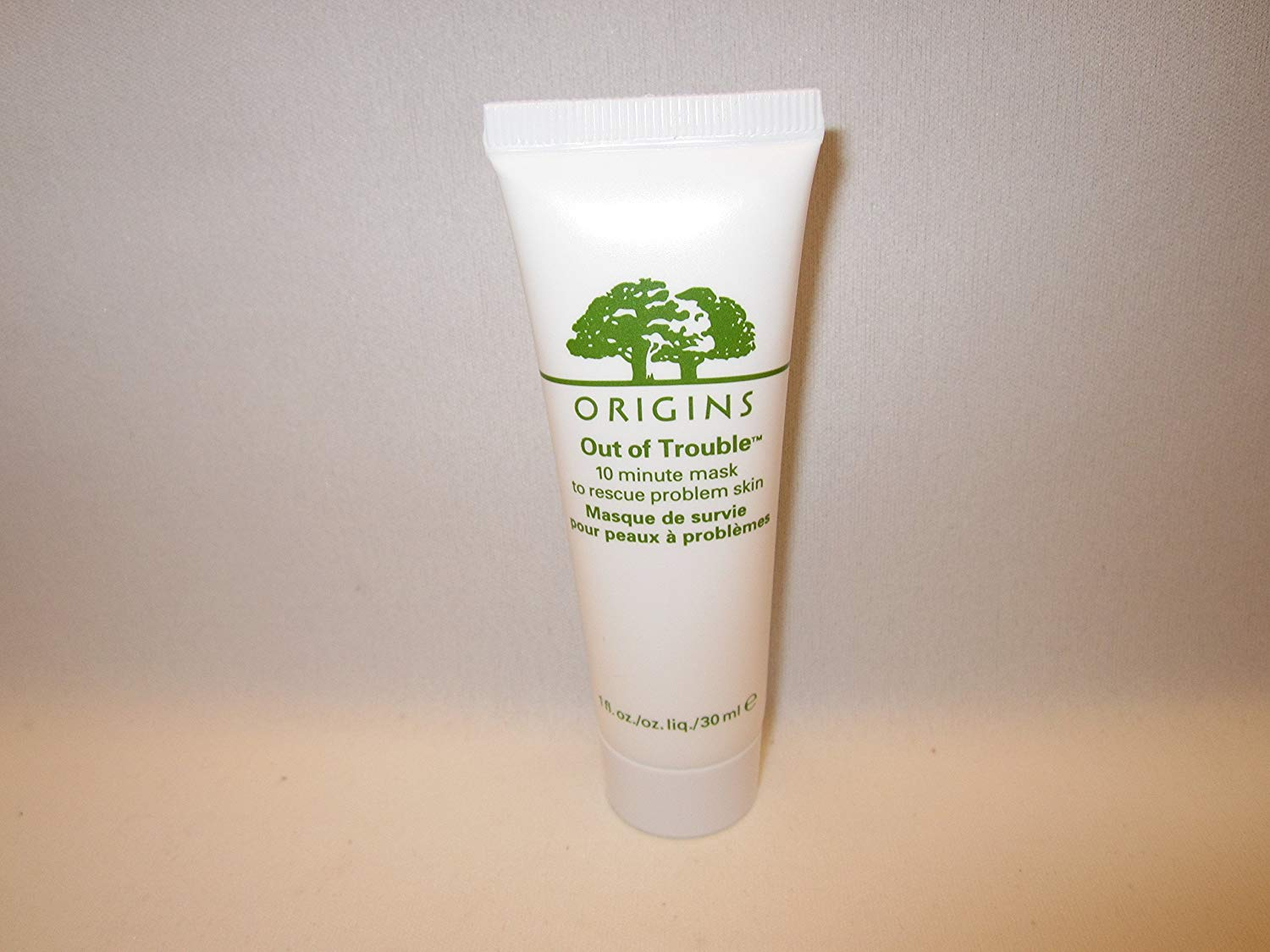 Origins Out of Trouble 10-minute Mask to Rescue Problem Skin