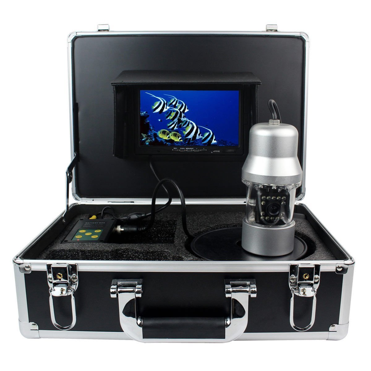 Fish Finder Anysun 1/3 Inch compatible with SONY CCD Underwater Fishing Camera