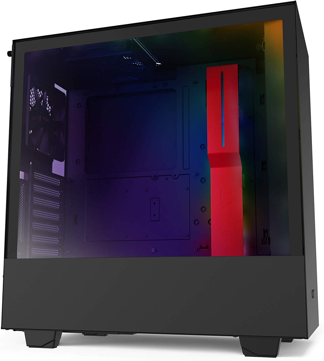 NZXT H510i - Compact ATX Mid-Tower PC Gaming Case