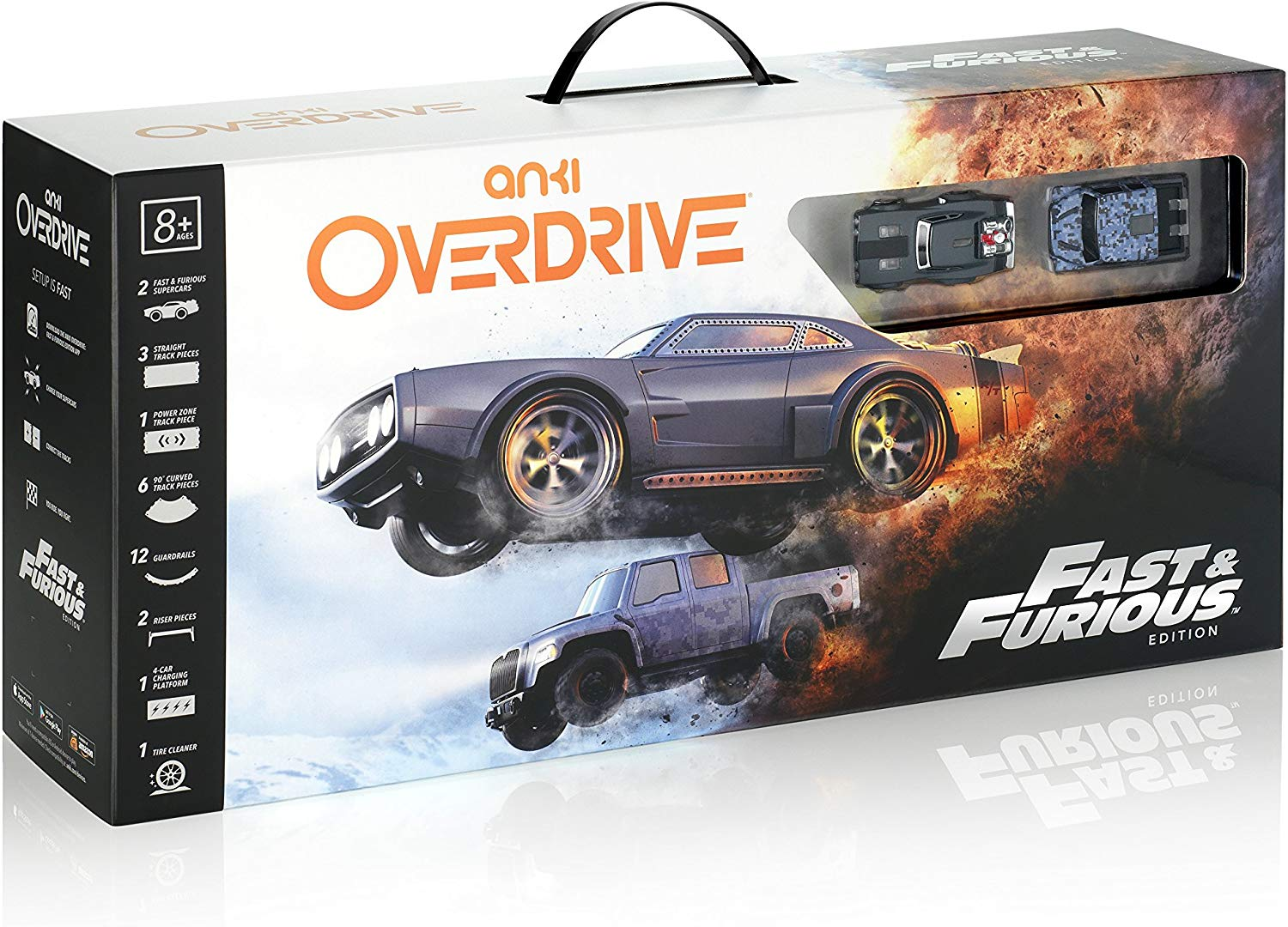 Anki Overdrive: Fast & Furious Edition.
