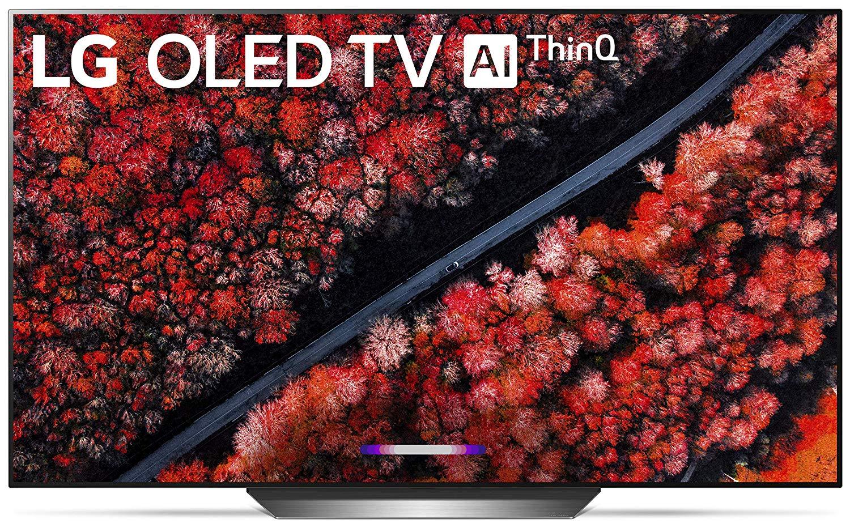 "LG OLED77C9PUB Alexa Built-in C9 Series 77"" 4K Ultra HD Smart OLED TV"