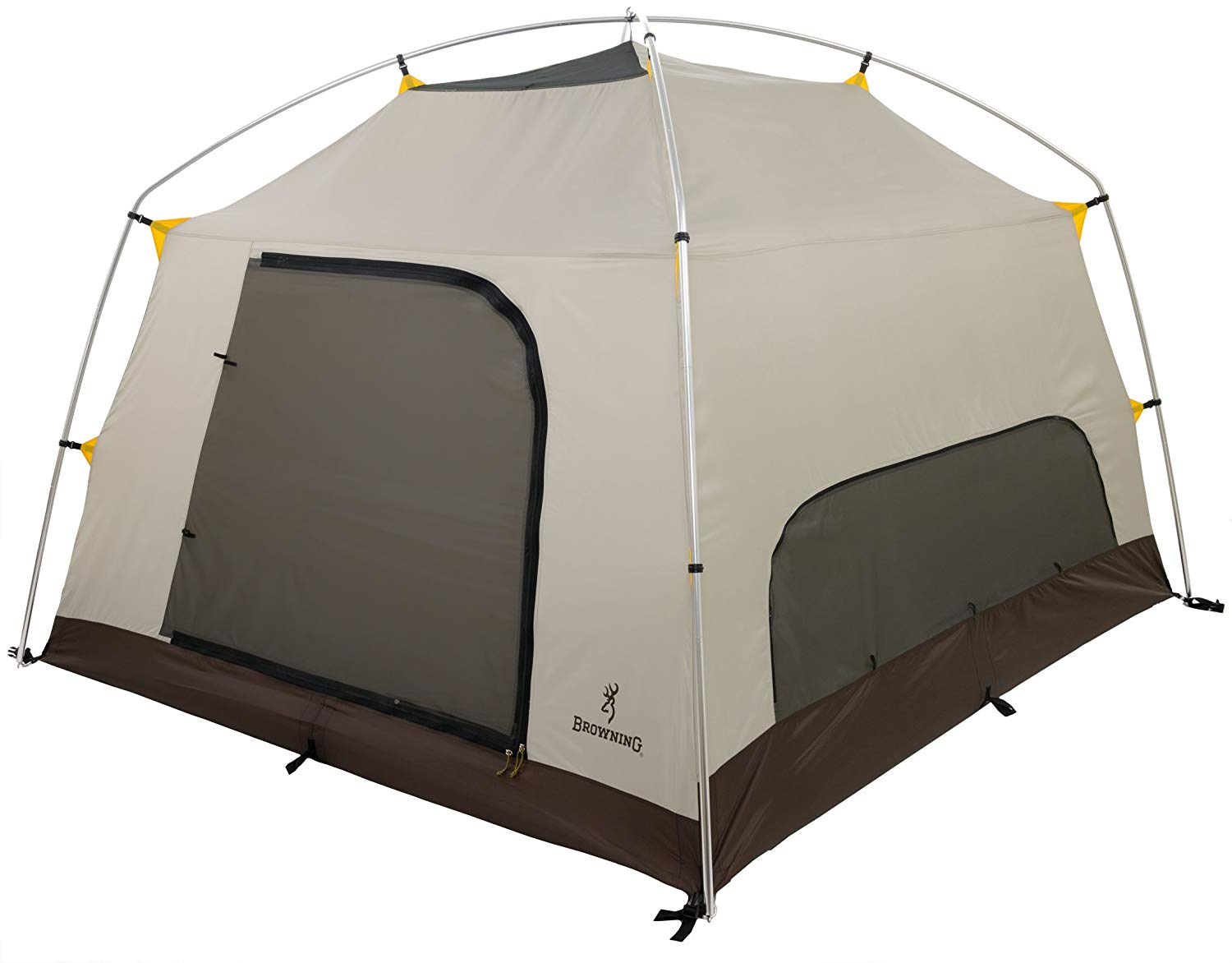 Browning Camping Glacier 4-Person Tent: