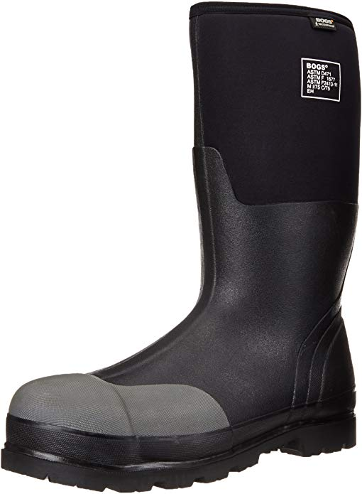 "Servus XTP 15"" PVC Chemical-Resistant Steel Toe Men's Work Boots"