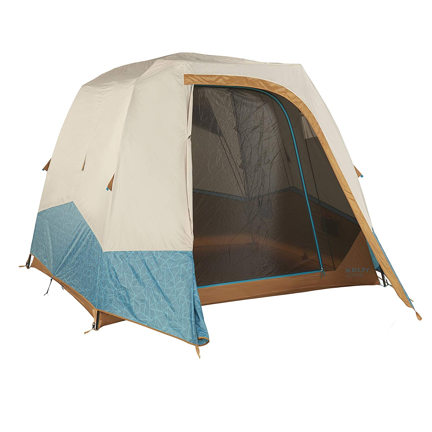 Kelty Sequoia 4 and 6 Person Camping Tents: