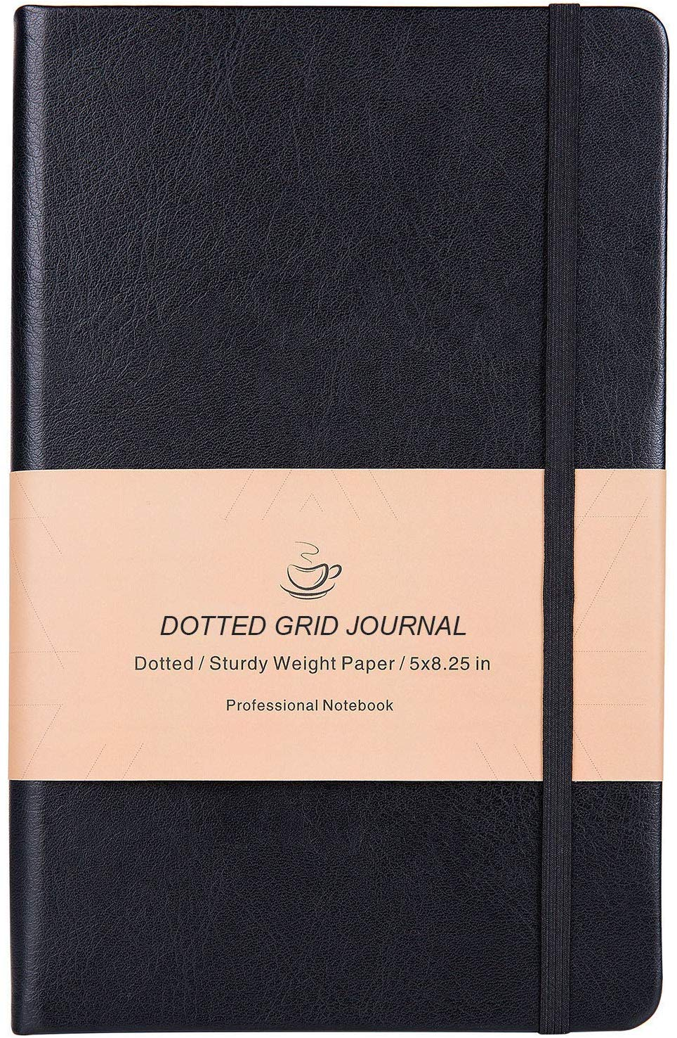 Dotted Grid Notebook/Journal
