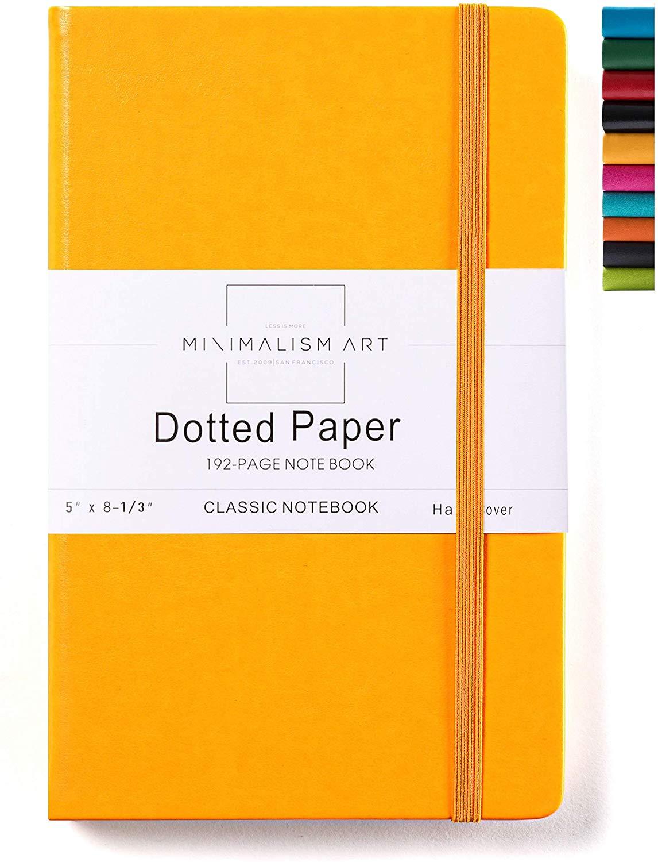 Minimalism Art, Classic Notebook Journal