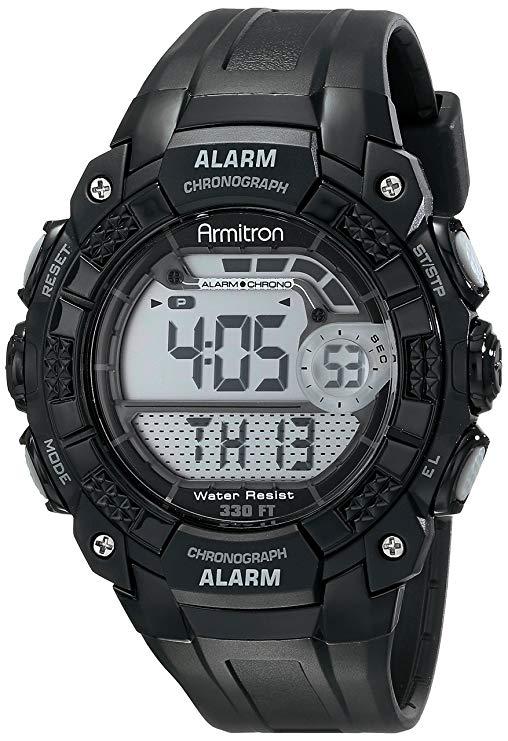 Armitron Sport Men's 408209BLK Digital Watch