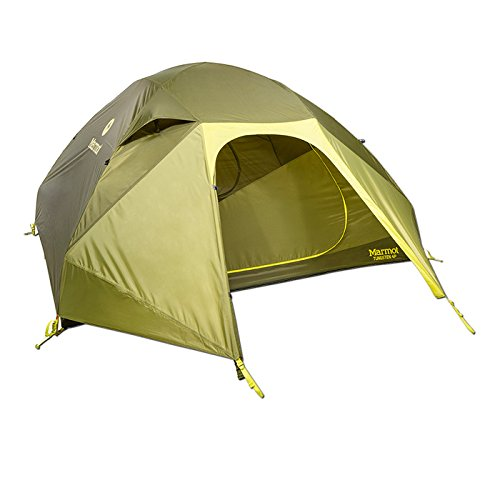 Marmot Tungsten 4 Person Camping Tent w/Footprint: