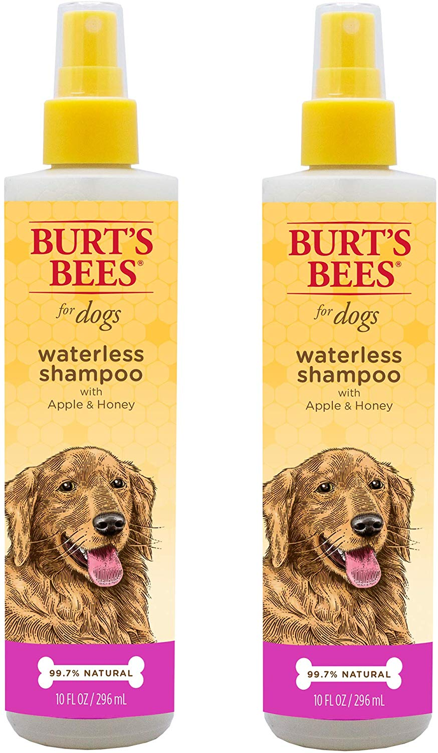 Burt's Bees All Natural Waterless Shampoo Spray for Dogs