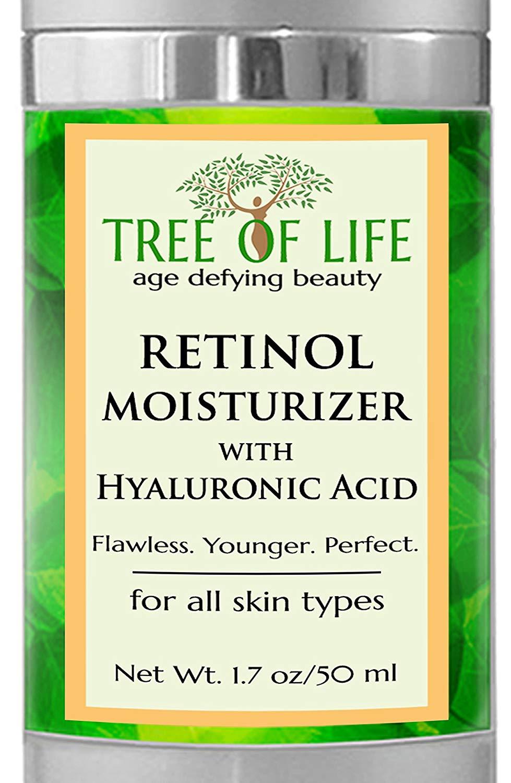 Retinol Moisturizer Face Cream - Clinical Strength