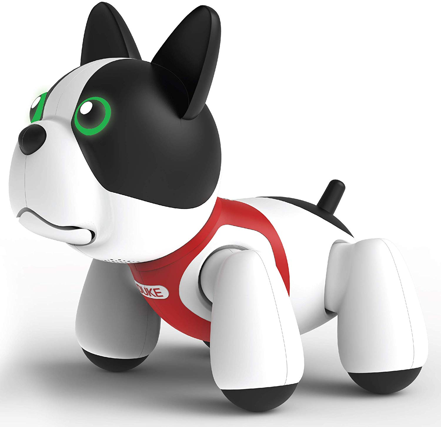 SHARPER IMAGE RC Toy Duke The Trainable Robotic Puppy Dog