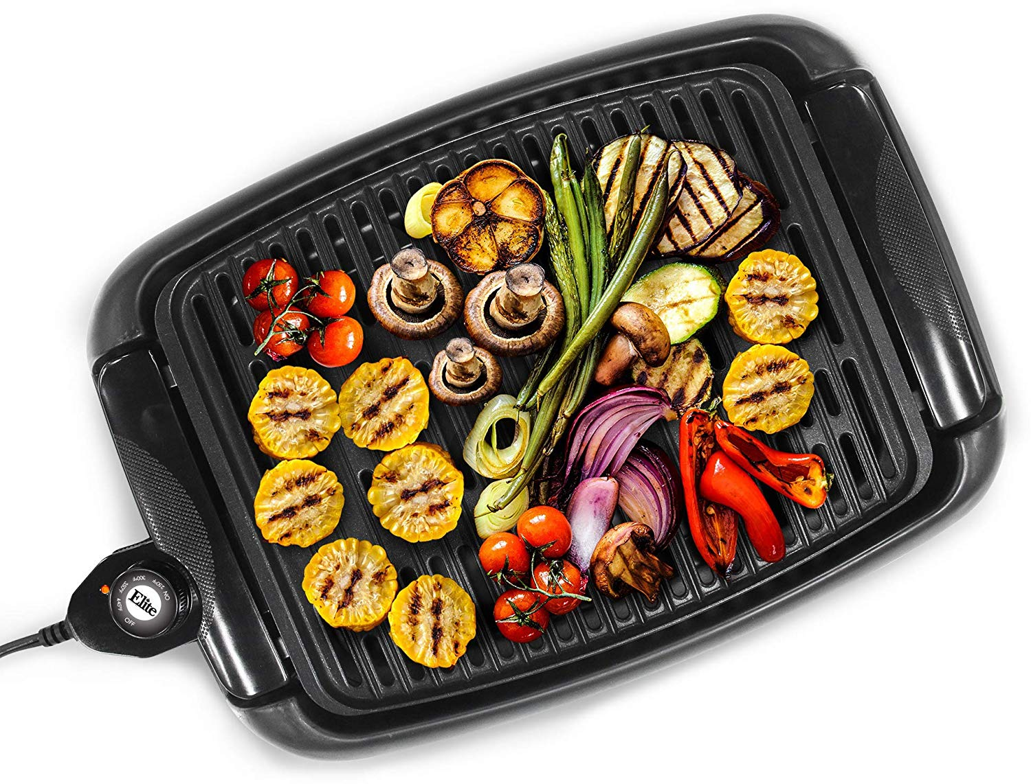 Maxi-Matic EGL-3450 Indoor Electric Non-Stick Grill