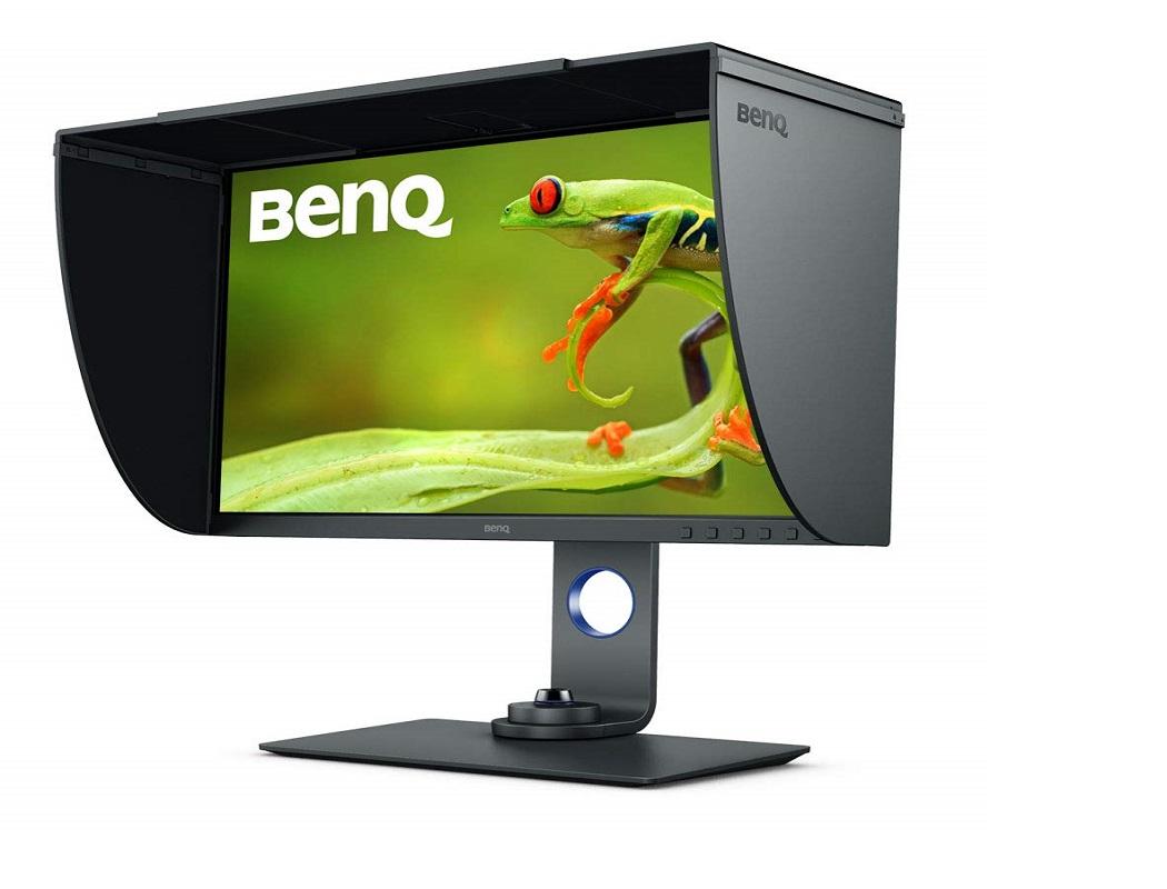 BenQ SW270C PhotoVue 27 Inch QHD 1440P IPS Photo Editing Monitor
