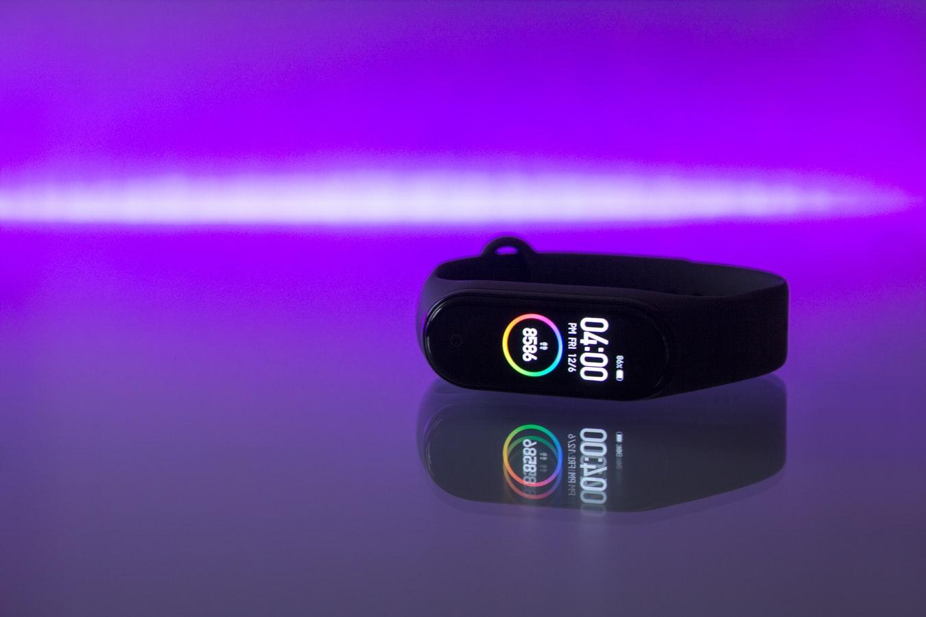 The benefits of a fitness bracelet