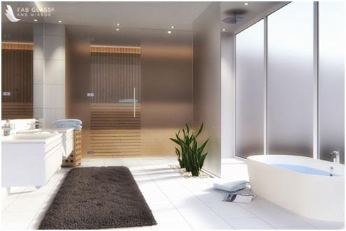 Promoting glass interior & exterior trends