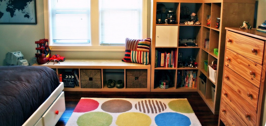 Organizing Your Child's Bedroom During Quarantine & How to Keep It That Way