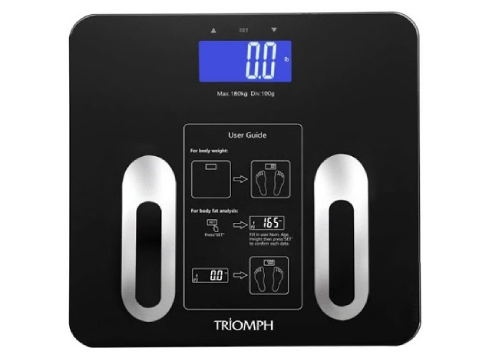 Fitindex Bluetooth Body Fat Scale Monitor