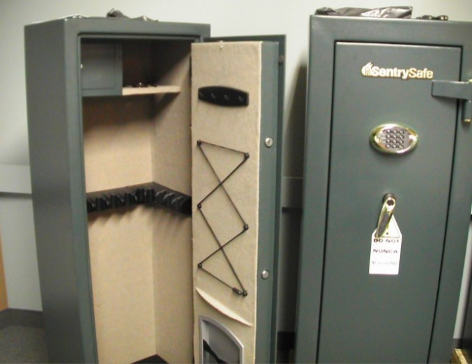 What Can You Put in a Gun Safe to Keep Moisture Out