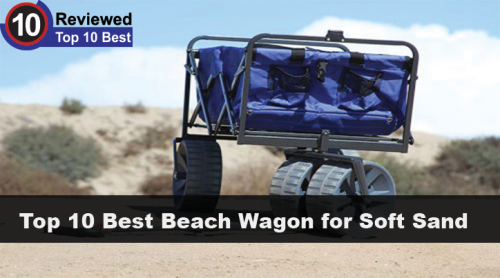 The Top 10 Best Beach Wagon For Soft Sand