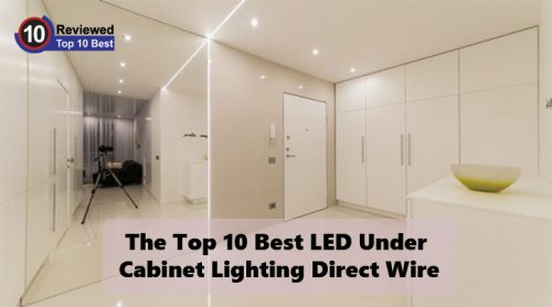 10 Best Led Under Cabinet Lighting Direct Wire 2019