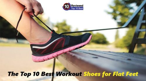 10 Best Workout Shoes for Flat Feet