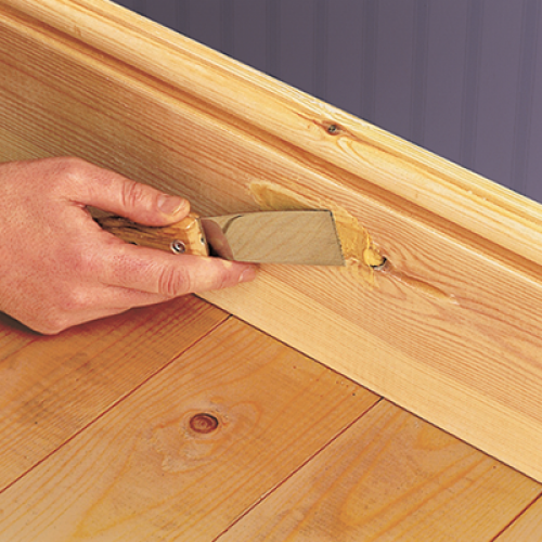 How To Apply Wood Putty Best Step By Step Guide